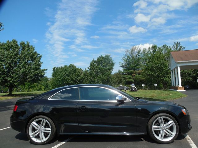 2012 Audi S5 Prestige Leesburg, Virginia 4