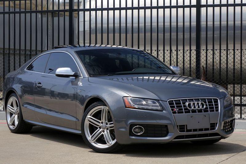 2012 Audi S5 Premium Plus* NAV* BU Cam* Bang&Olufsen* 4.2L V8* Low Miles** | Plano, TX | Carrick's Autos in Plano TX