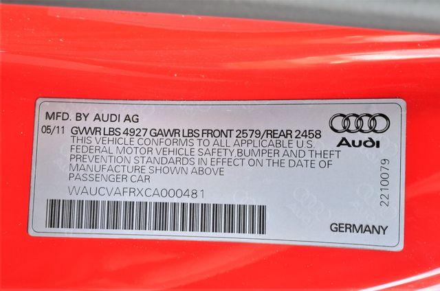 2012 Audi S5 Premium Plus Reseda, CA 92