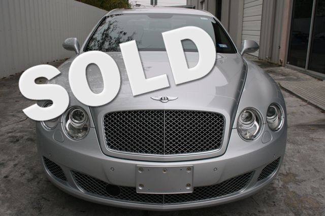 2012 Bentley Continental Flying Spur Speed Houston, Texas 0