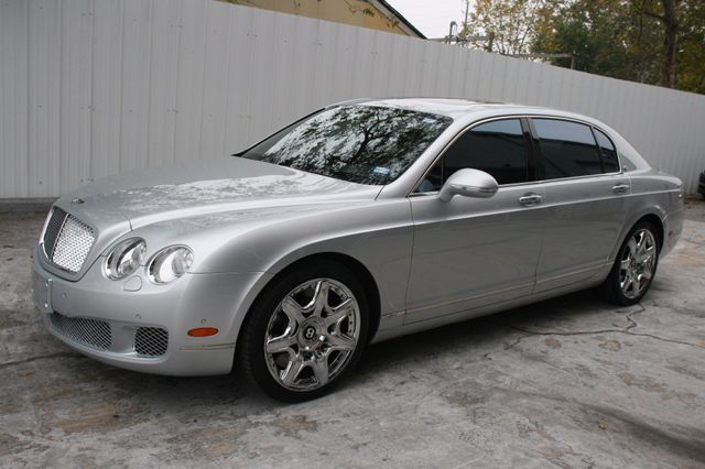 2012 Bentley Continental Flying Spur Speed Houston, Texas 1
