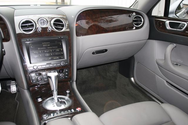 2012 Bentley Continental Flying Spur Speed Houston, Texas 11