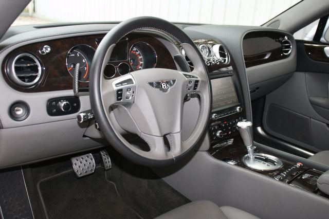 2012 Bentley Continental Flying Spur Speed Houston, Texas 12