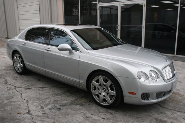 2012 Bentley Continental Flying Spur Speed Houston, Texas 2
