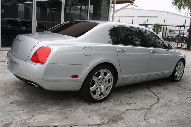2012 Bentley Continental Flying Spur Speed Houston, Texas 3