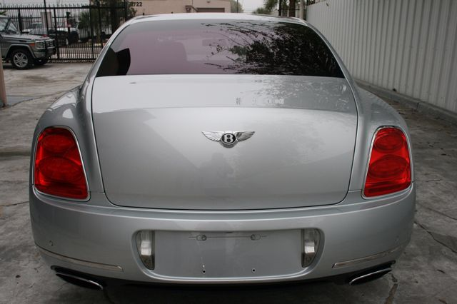 2012 Bentley Continental Flying Spur Speed Houston, Texas 4
