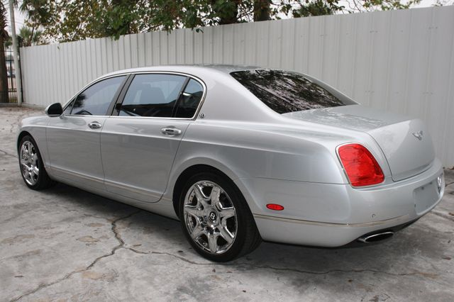 2012 Bentley Continental Flying Spur Speed Houston, Texas 5
