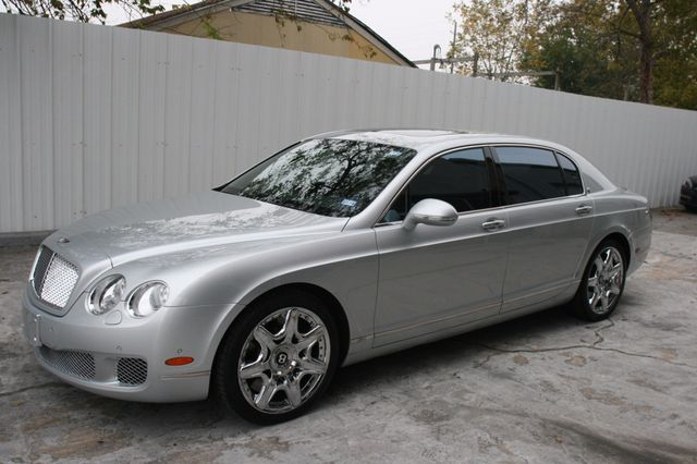 2012 Bentley Continental Flying Spur Speed Houston, Texas 6