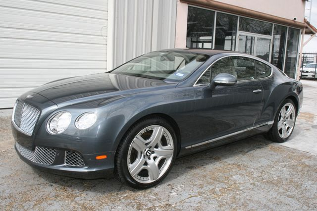 2012 Bentley Continental GT Houston, Texas 1