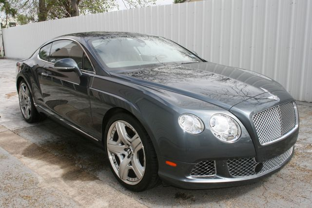 2012 Bentley Continental GT Houston, Texas 2