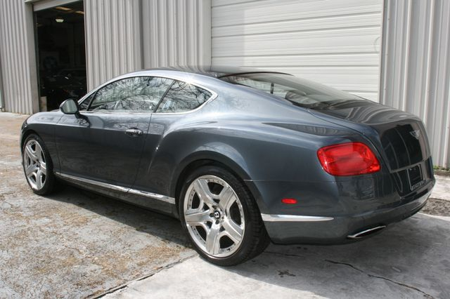 2012 Bentley Continental GT Houston, Texas 3
