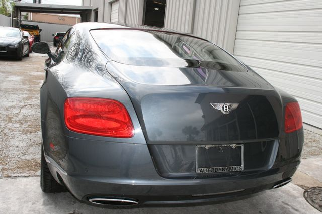 2012 Bentley Continental GT Houston, Texas 4