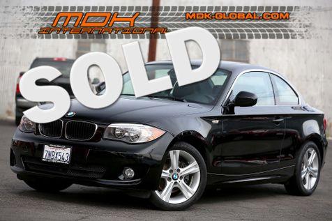 2012 BMW 128i - Navigation - Only 32K miles in Los Angeles