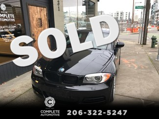 2012 BMW 135i Coupe M Sport Package 6-Speed Manual