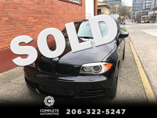 2012 BMW 135i Coupe M Sport 6-Speed Manual Transmission 300HP Navigation Heated Premium Packages Xenons Seattle, Washington