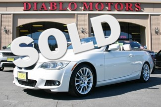2012 BMW 328CiC 328i Hardtop Convertible with M-Sport and Premium pkgs San Ramon, California