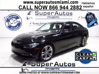 2012 BMW 328i Sport Line w/Premium Package Doral (Miami Area), Florida