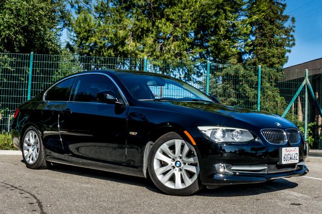2012 BMW 328i  6SPD MANUAL - NAVI - 42K MILES - XENON Reseda, CA 4