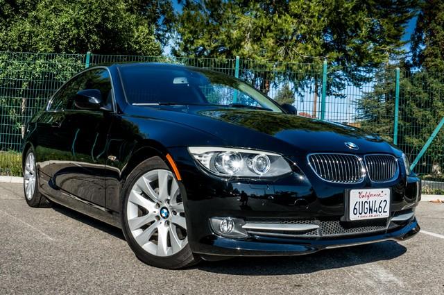 2012 BMW 328i  6SPD MANUAL - NAVI - 42K MILES - XENON Reseda, CA 40