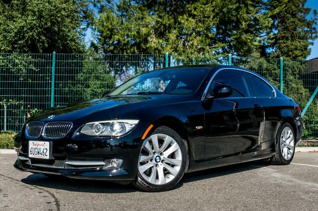 2012 BMW 328i  6SPD MANUAL - NAVI - 42K MILES - XENON Reseda, CA 2
