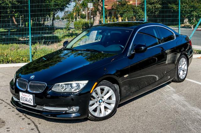 2012 BMW 328i  6SPD MANUAL - NAVI - 42K MILES - XENON Reseda, CA 1
