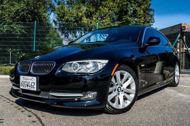 2012 BMW 328i  6SPD MANUAL - NAVI - 42K MILES - XENON Reseda, CA 36