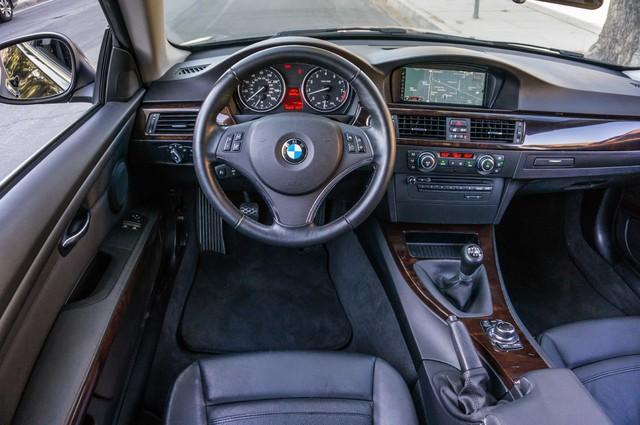 2012 BMW 328i  6SPD MANUAL - NAVI - 42K MILES - XENON Reseda, CA 20