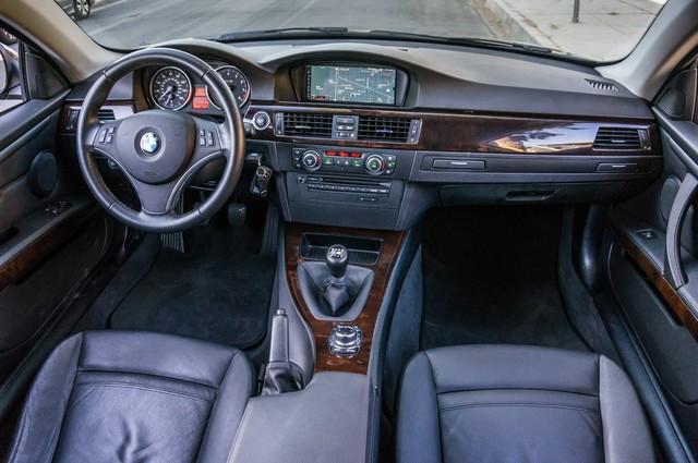 2012 BMW 328i  6SPD MANUAL - NAVI - 42K MILES - XENON Reseda, CA 34