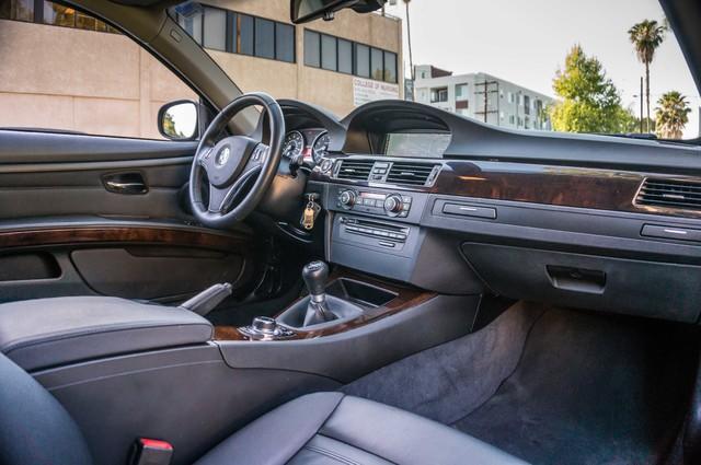 2012 BMW 328i  6SPD MANUAL - NAVI - 42K MILES - XENON Reseda, CA 32