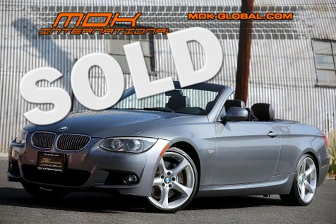2012 BMW 335i - M sport - Navigation - Convertible in Los Angeles