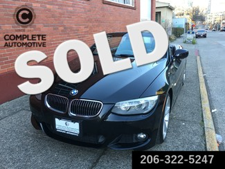 2012 BMW 335i Convertible M Sport Convenience Premium Navigation HK Sound Heated Packages ON SALE! Seattle, Washington