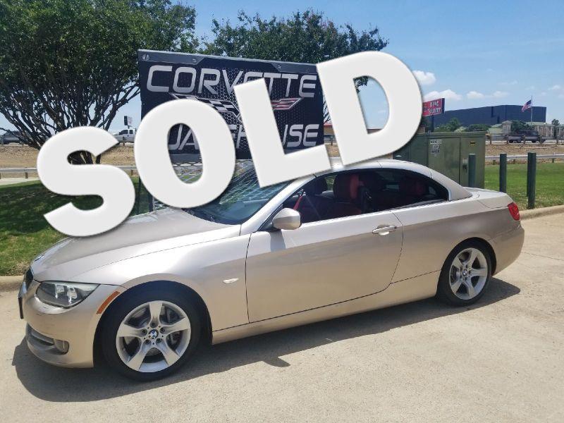 2012 BMW 335i Convertible Auto, NAV, Alloy Wheels 70k! | Dallas, Texas | Corvette Warehouse