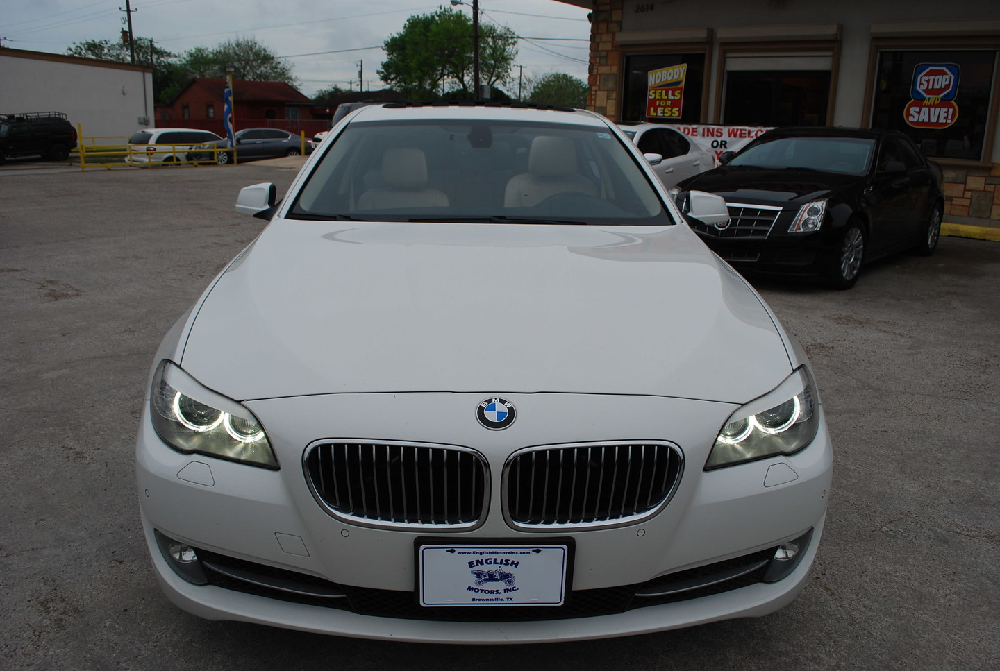 2012 bmw 528i brownsville tx english motors English motors inc