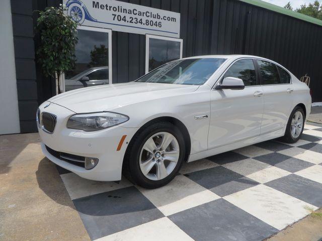 2012 BMW 528i Charlotte-Matthews, North Carolina 1