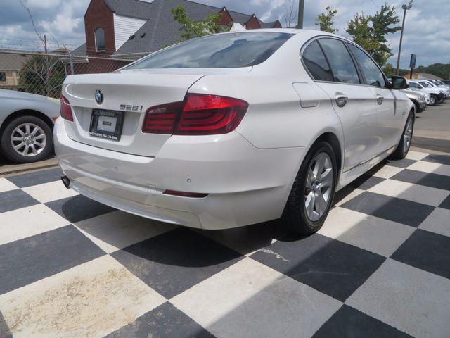 2012 BMW 528i Charlotte-Matthews, North Carolina 20