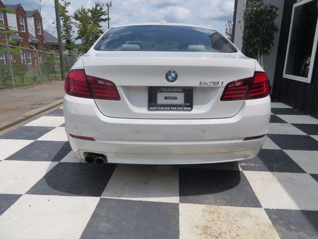 2012 BMW 528i Charlotte-Matthews, North Carolina 22