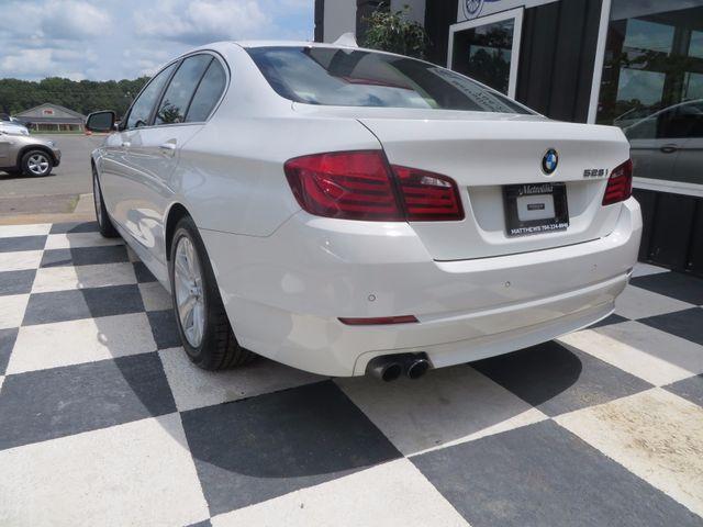 2012 BMW 528i Charlotte-Matthews, North Carolina 23