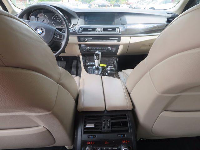 2012 BMW 528i Charlotte-Matthews, North Carolina 8
