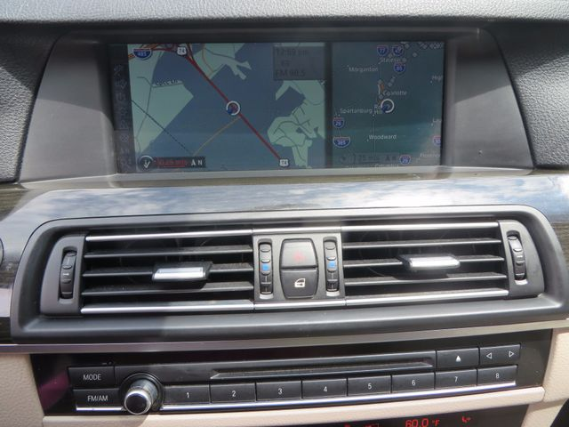 2012 BMW 528i Charlotte-Matthews, North Carolina 28