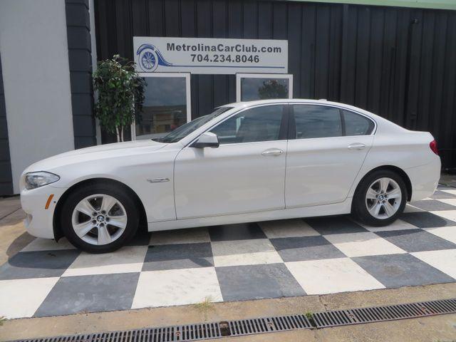 2012 BMW 528i Charlotte-Matthews, North Carolina 3