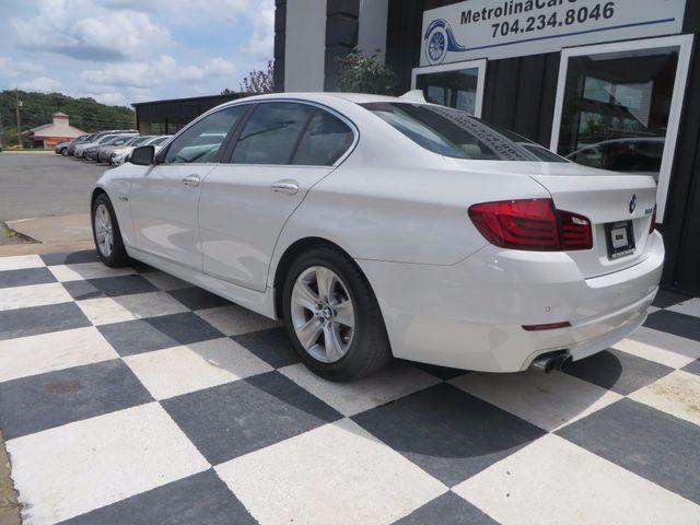 2012 BMW 528i Charlotte-Matthews, North Carolina 9
