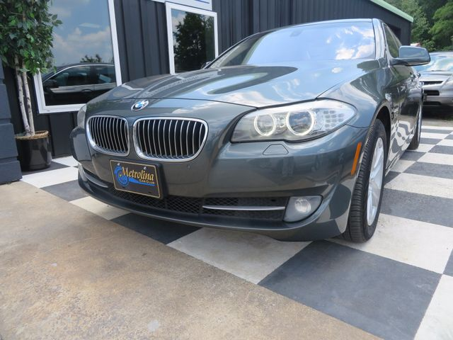 2012 BMW 528i xDrive Charlotte-Matthews, North Carolina 22