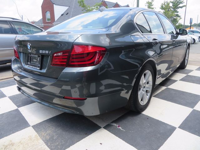 2012 BMW 528i xDrive Charlotte-Matthews, North Carolina 23
