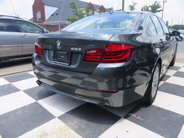 2012 BMW 528i xDrive Charlotte-Matthews, North Carolina 31