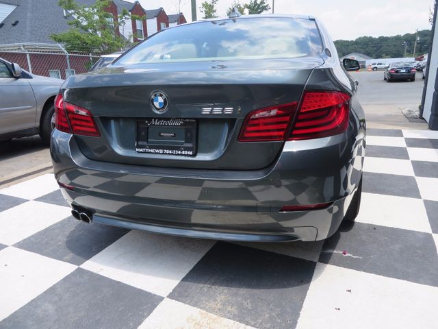 2012 BMW 528i xDrive Charlotte-Matthews, North Carolina 32