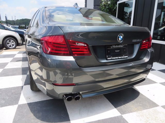 2012 BMW 528i xDrive Charlotte-Matthews, North Carolina 34