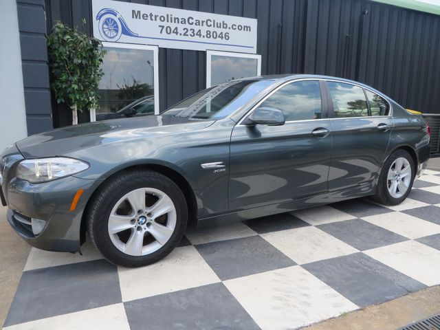 2012 BMW 528i xDrive Charlotte-Matthews, North Carolina 2