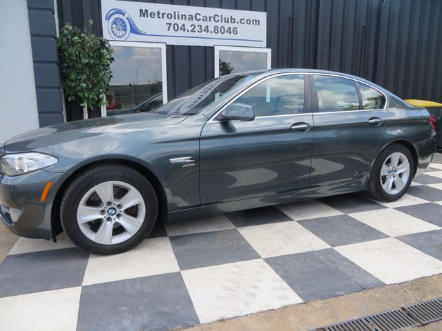 2012 BMW 528i xDrive Charlotte-Matthews, North Carolina 3