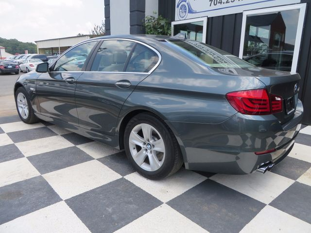 2012 BMW 528i xDrive Charlotte-Matthews, North Carolina 10