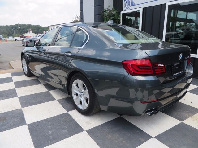 2012 BMW 528i xDrive Charlotte-Matthews, North Carolina 11